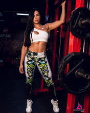 Laden Sie das Bild in den Galerie-Viewer, Jungle Gym | Leggings - my Sports Paradise