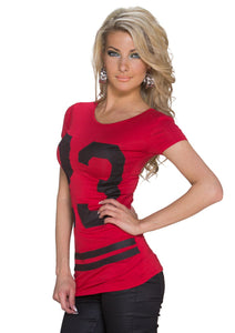 "short-sleeved shirt ""23"" - my Sports Paradise"
