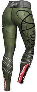Bomber Kompression | Leggings - my Sports Paradise