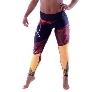 Germany | Leggings - my Sports Paradise
