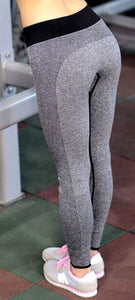 Leggings heather gray - my Sports Paradise