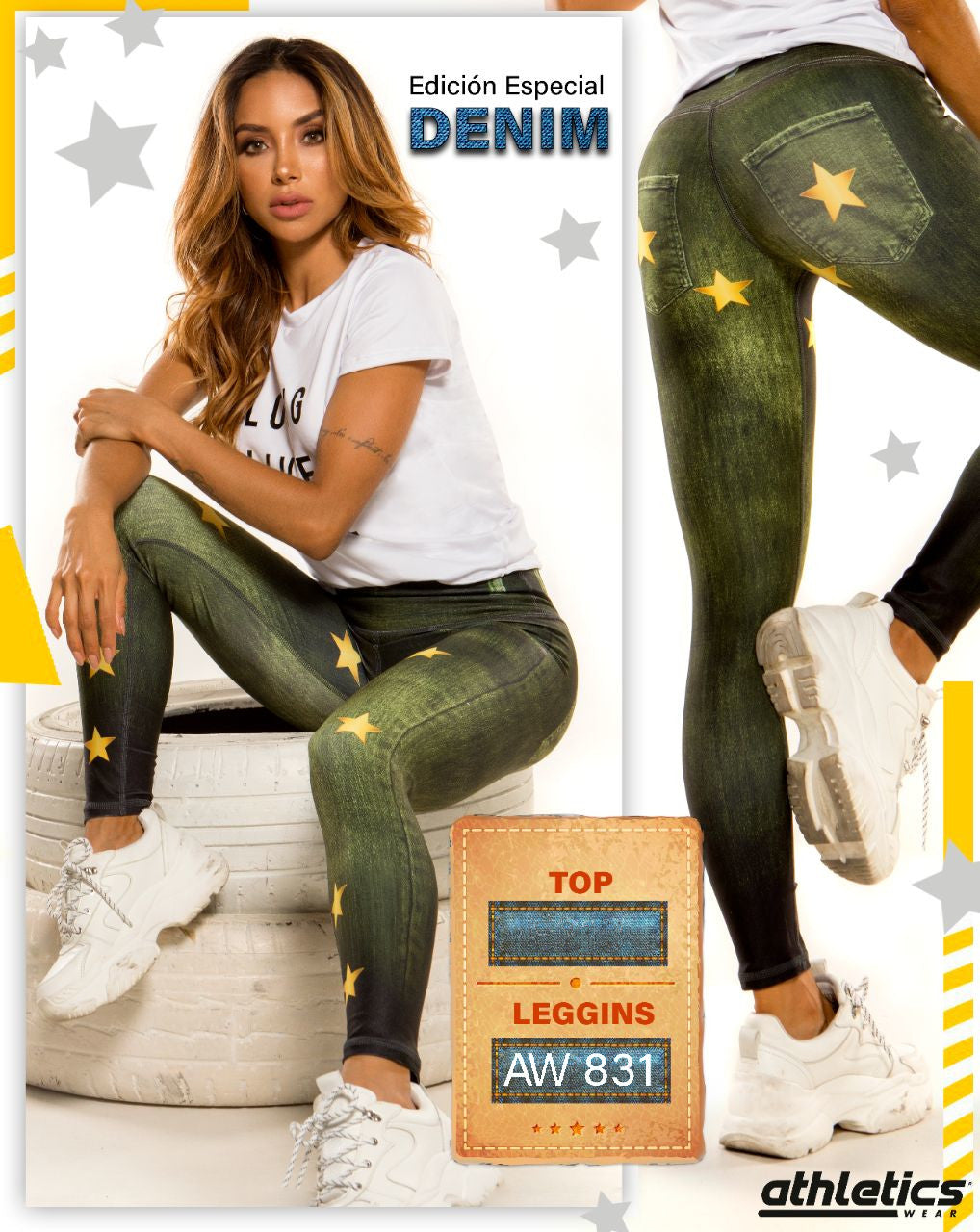 Green Star Jeans - my Sports Paradise