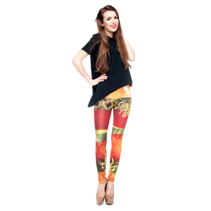 Leggings im Hamburger Style - my Sports Paradise