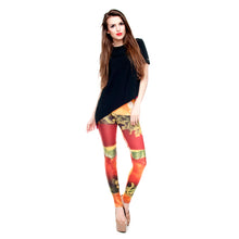 Laden Sie das Bild in den Galerie-Viewer, Leggings im Hamburger Style - my Sports Paradise