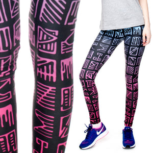 Leggings Maya Style - my Sports Paradise
