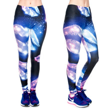 Laden Sie das Bild in den Galerie-Viewer, Leggings im 90er Disco Style - my Sports Paradise