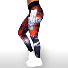 Laden Sie das Bild in den Galerie-Viewer, Switzerland | Leggings - my Sports Paradise