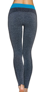 Leggings Grey Mix - my Sports Paradise