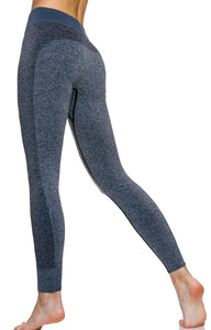 Leggings Gray Mix - my Sports Paradise