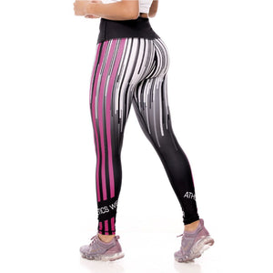 Straight Effect | Leggings - my Sports Paradise