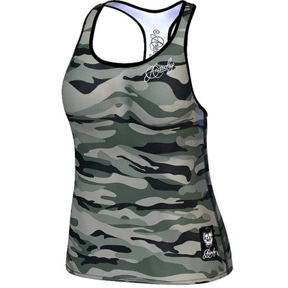 Commando green | Top - my Sports Paradise