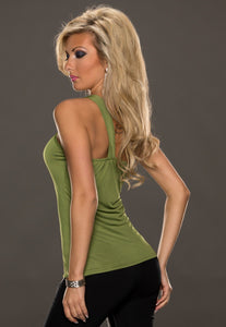 One shoulder Top - my Sports Paradise