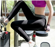 Load the image into the gallery viewer, Classy black Leggings - my Sports Paradise