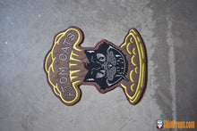 Atom Cats Patches! Iron-On Fallout 4 Cat Patch Embroidered Cloth Wasteland Greaser Custom Patches