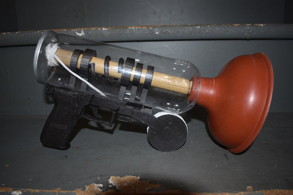 Fortnite GRAPPLING GUN! Plunger Gun 3D Printed Fort Nite Prop Fortnight Guns Plunja Cosplay Costume