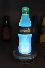 Fallout 4 Quantum Nightlight LED Base with Glass Nuka Cola Quantum