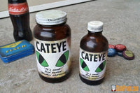 Fallout Cateye Glass Bottle. Cosplay Prop Wasteland Replica From Video Game Series. Props Chem Cat