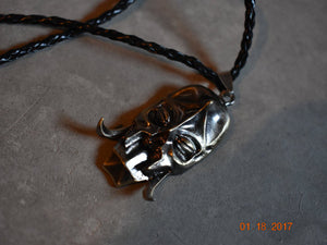 Skyrim Dragon Priest Konahrik Charm Necklace. Dovahkiin Pendant Cosplay Accessory Jewelry Cosplay
