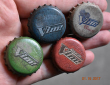 Fallout 4 VIM Soda Bottle Caps! Wasteland Bottle Cap. Nuka Cola Fall Out Cosplay Prop NukaCola Vim