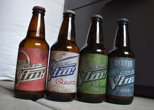 VIM! You've got Vim Fallout 4 Cosplay Replica Props Vim Glass Bottles w/ Wasteland Bottle Caps
