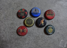 Fallout New Vegas Inspired Caps! Sunset Sarsaparilla Star Nuka Cola Tops Lucky 38 Atomic Wrangler