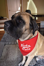 Fallout Dogmeat Cosplay Bandanna! Red Nuka Cola Dog NukaCola Fall Out Pet Costume Scarf Nuka-Cola