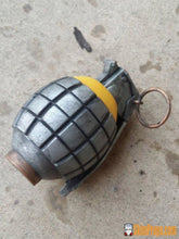 Fallout 3 Inspired Frag Grenade. Wasteland Cosplay Prop Or Accessory. Handpainted Video Game