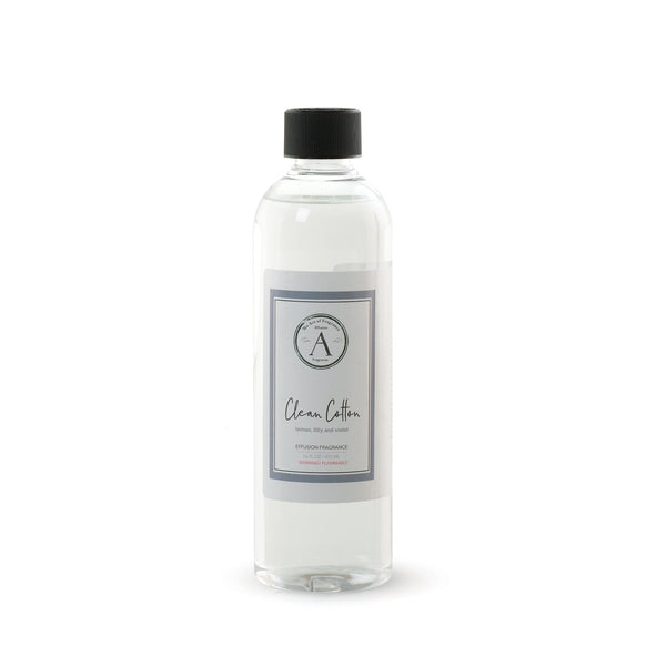 Effusion Fragrance - 16 oz - Clean Cotton