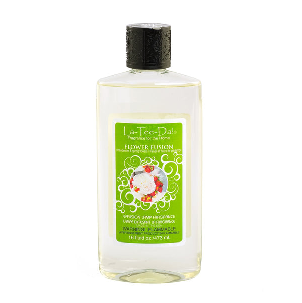 Flower Fusion Effusion Fragrance - 16 oz - LaTeeDa!