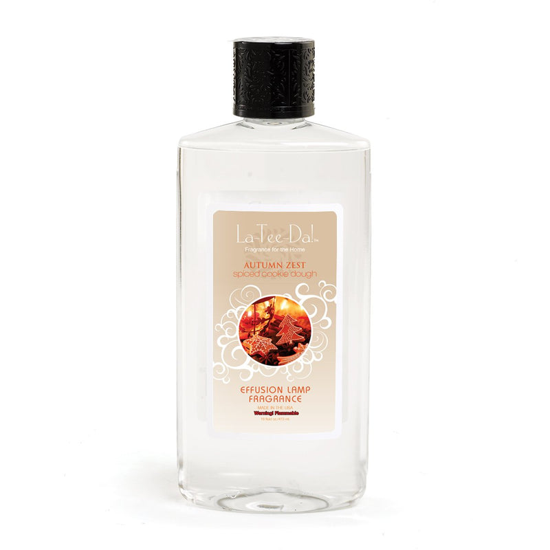 Autumn Zest Effusion Fragrance - 16 oz - LaTeeDa!