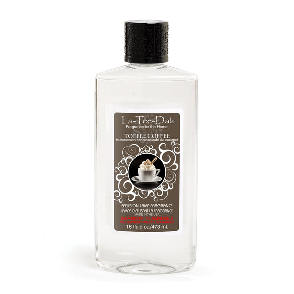 Toffee Coffee Effusion Fragrance - 16 oz