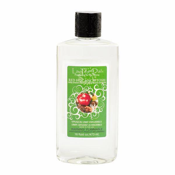 Red Hot Macintosh Effusion Fragrance - 16 oz - LaTeeDa!