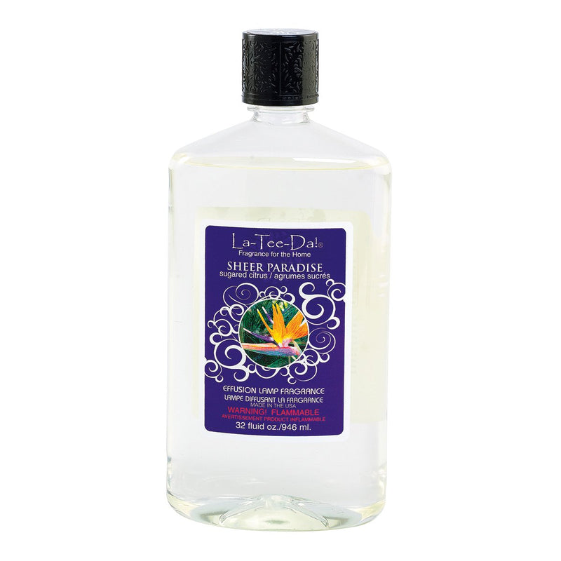 Sheer Paradise Effusion Fragrance - 32 oz - LaTeeDa!