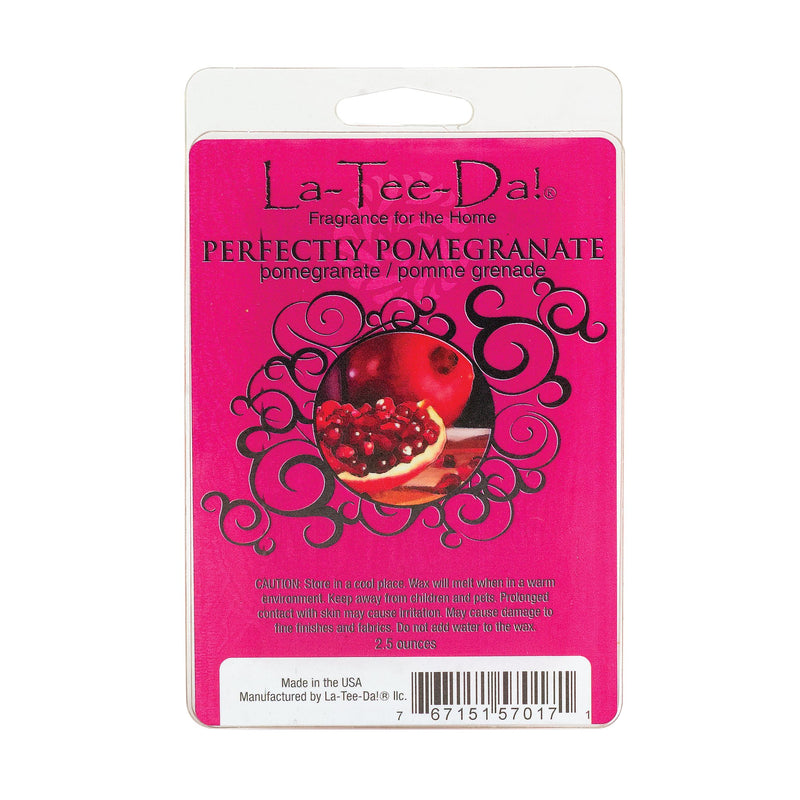 Perfectly Pomegranate - Pomegranate - 2.5 oz - LaTeeDa!