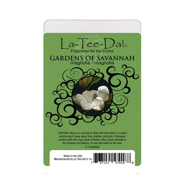 Gardens of Savannah - Magnolia - 2.5 oz - LaTeeDa!