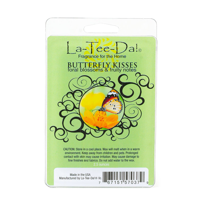 Magic Melts - Butterfly Kisses - Floral Blossoms & Fruity Notes - 2.5 oz