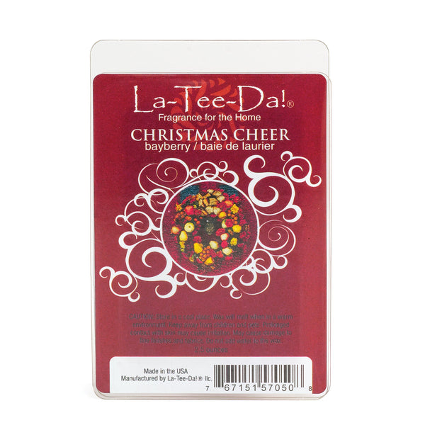 Christmas Cheer - Magic Melts - 2.5 oz - LaTeeDa!