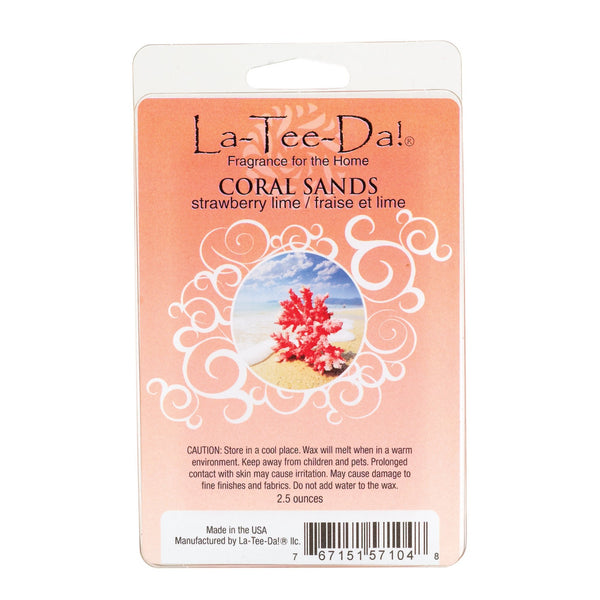 Coral Sands - Magic Melts - 2.5 oz