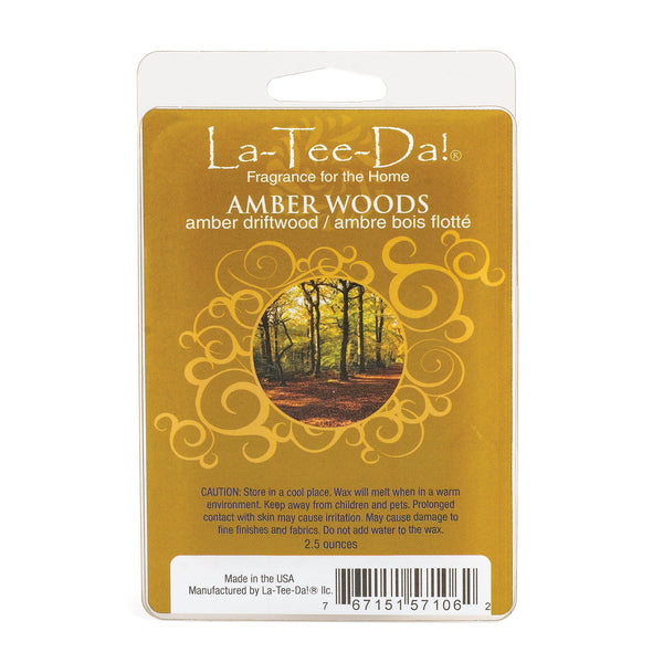 Amber Woods - Magic Melts - 2.5 oz