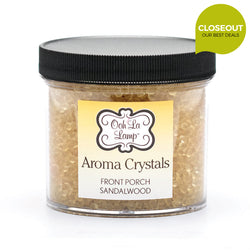 Aroma Crystals Front Porch  - 12 oz