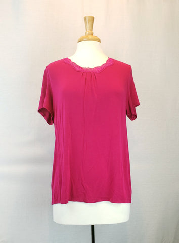 Ambrielle Short Sleeve Top