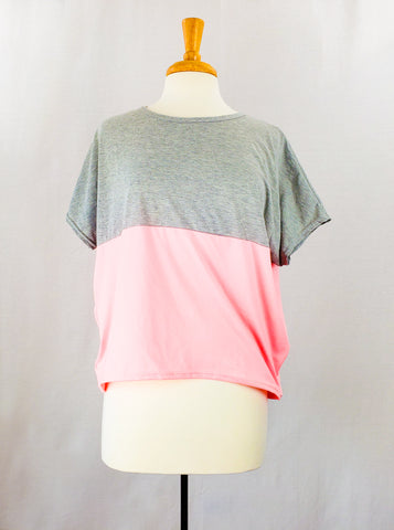 Just Fashion Now Short Sleeve Top