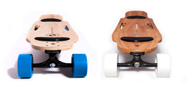 ZBoard 2 Blue and Pearl