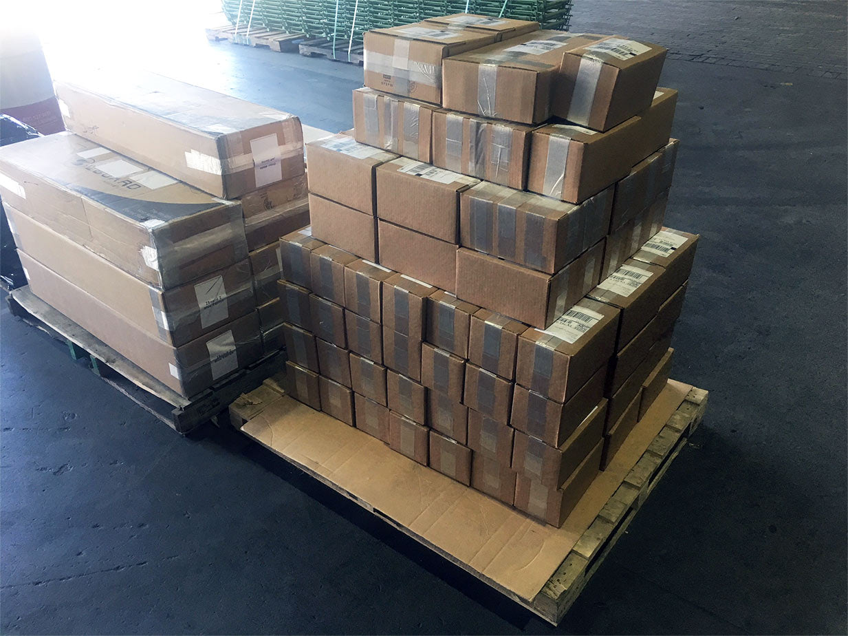 black wheel zboard shipment