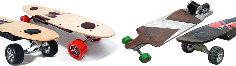 motorized skateboard history