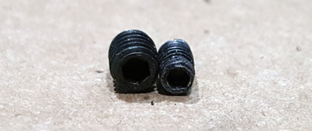 ZBoard Pulley Set Screws