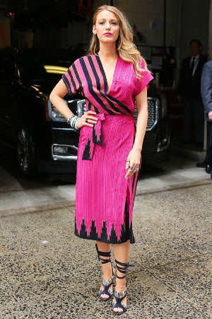 Blake Lively wears Kristinit