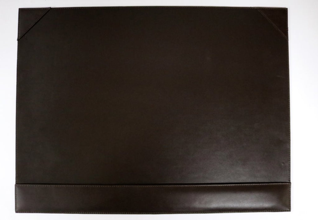 Leather Desk Pad with leather panel - ex display Sale