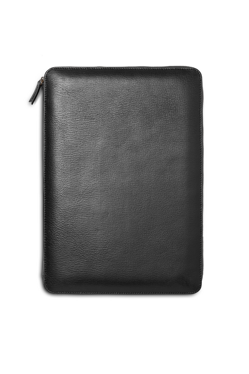 Leather Zip Around Compendium