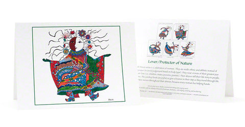 Lover/Protector of Nature Card
